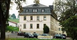 Das Hotel Schweizerhof.